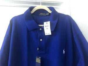 Polo Ralph Lauren 3XB Polo Big and Tall Mens 3XL New T Shirt 3X Short Sleeve