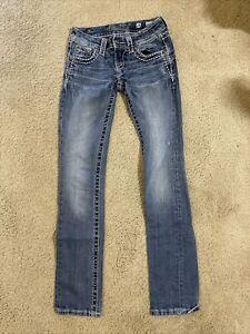 Miss Me Straight Denim women jeans Size 24