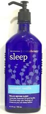 1 Lavender Vanilla Bath & Body Works Aromatherapy Sleep Body Lotion