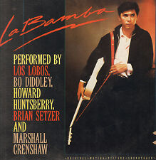 VARIOUS - La Bamba - Original Motion Picture Soundtrack  London  828 058-1 Ita