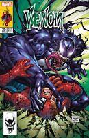Venom 25 variant BTC a exclusive Kael NGU - Amazing spider-man #316 Homage Swipe