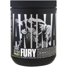 UNIVERSAL NUTRITION - ANIMAL FURY PRE WORKOUT - GREEN APPLE - MAXIMUM STRENGTH