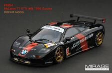 1:43 HPI DIECAST #8254 McLaren F1 GTR (#8) 1995 Suzuka