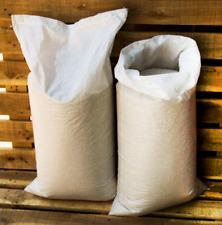 Getreidesäcke Gewebesäcke Sandsack PP 100 x 150 cm weiss 10St