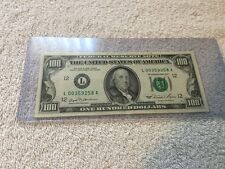 1981 $100.00 US Currency with free shipping