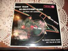 """FRANKIE LESTER-BUDDY MORROW""""NIGHT TRAIN...""""E.P.ITALY'58"""