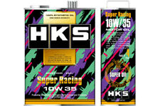 HKS SUPER RACING ENGINE OIL 5L 10W35 FULL SYNTHETIC SUBARU FORESTER GT XT TURBO
