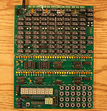 Single Board Relay Computer, Bare Board DIY Electronics Kit