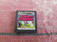 New Super Mario Bros. (Nintendo DS, 2006) - Authentic - Save Works!