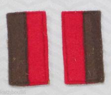WW1 59th AIF battalion colour patch,s =1 pair