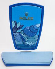 Genuine Rolex Vintage Two Piece Dealer Window Display Watch Stand