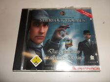 PC  Sherlock Holmes - Das Geheimnis des silbernen Ohrrings