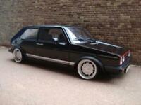 Aufkleber Zierstreifen Dekorstreifen weiß VW Golf 1 I 2 GTI Jetta GLI Cabrio US