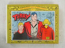 1970 Terry & The Pirates #4 Milton Caniff Nostalgia Press Comics hardcover VF-