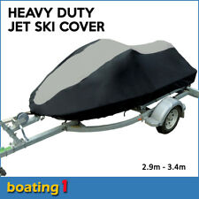 Jet Ski Cover Medium 2.9m-3.4m For Sea Doo Yamaha Kawasaki Wave Runner JetSki