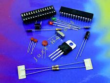 ATMEGA328P-PU- ARDUINO PRO KIT 8 MHz mit 3,3V / 3.3V Spannungsstabilisator #A515