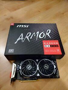 🔥 MSI Gaming Radeon Rx 580 256-bit 8G OC ARMOR 🔥 DirectX 12 VR