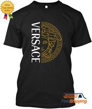 New Trend 122Versace Logo Gildan T shirt Size L Xl