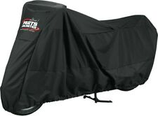 Parts Unlimited Ultra I Standard Motorcycle Cover -Medium- Black BG-0102