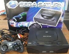 Sega Saturn Consola En Caja
