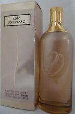 CAFE EXPRESSO CAFE PARFUMS COFINLUXE 3.4 OZ / 100 ML EAU DE TOILETTE SPRAY WOMAN