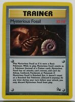 Mysterious Fossil 62/62 - NM / M - Fossil Pokemon Card - $1 Flat Shipping
