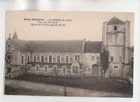 JOUARRE - Abbaye Bénédictine - L'église (A7101)