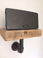 Handcrafted Sonos Play 3 Shelf  Industrial/Modern/Urban