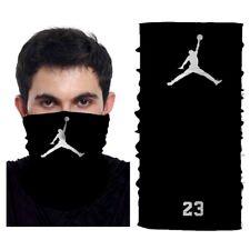 Jordan 23 Bandanas Scarf Multifunctional Headwear Balaclava Mask Neck Gaiter