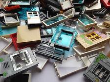 LEGO - 5 Pieces Per Order / Ex Display Doors, Windows, Walls / Large & Small