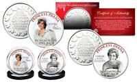 PRINCESS DIANA 1997-2017 20th ANNIVERSARY Royal Canadian Mint 2-Coin Set