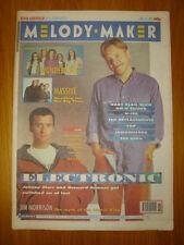 MELODY MAKER 1991 APR 13 ELECTRONIC WONDER STUFF ORB