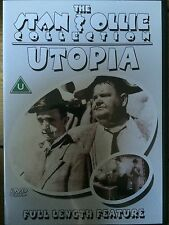 Laurel e Hardy UTOPIA ~ COMMEDIA classico UK DVD