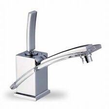 Design Armatur   Messing Verchromt   Badarmatur Einhebelmischer   Wasserarmatur