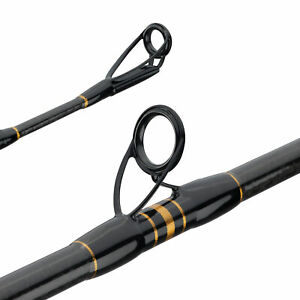 PENN CARNAGE BLUEWATER CONVENTIONAL CASTING ROD 7' 30-80 LB Braid