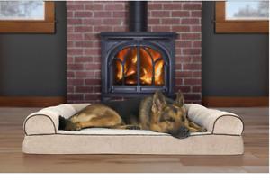 Big Dog Bed Sofa K9 Pet Warm Couch Great Dane Orthopedic Cushion Puppy Jumbo XXL