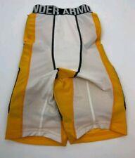 Under Armour Yellow Football Pad Mpz2 Compression Girdle Size Md/M HeatGear Y9