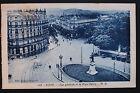 Carte postale ancienne CPA DIJON - Vue générale et la Place Darcy