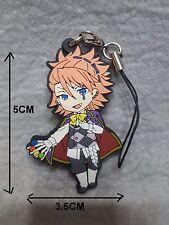 Black Butler Kuroshitsuji JOKER Figure Cosplay Rubber Phone Strap Charm KeyChain
