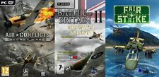 Battle britain 2+F/A-18+first eagles+strike fighters &air conflicts &fair strike