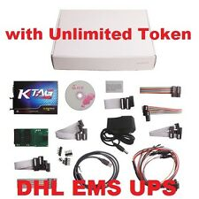 V2.13 FW V6.070 KTAG K-TAG ECU Programming Tool  with Unlimited Tokens EXPRESS