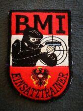 Einsatztrainer Polizei Abzeichen