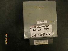 01 02 EXPLORER 4.0 MT ECM #1L2F-12A650-APD F-3894 *See item description*