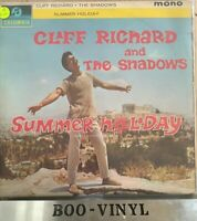 CLIFF RICHARD - SUMMER HOLIDAY LP ORIG 1963 COLUMBIA  33SX 1472  1-1N Vg Con