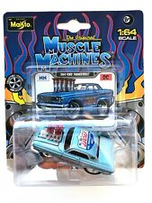 Maisto 1964 FORD THUNDERBOLT The Original Muscle Machines 1:64 Scale Model