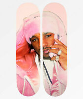Color Bars x Dipset Diplomats Cam'ron Skateboard 2 Deck Set 2018 8.25 Sold Out