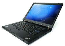 Libreboot Lenovo Thinkpad W500 with Trisquel (NOT T500/T400/R400/X200/X300)