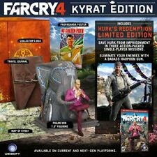 Far Cry 4 Kyrat Edition - PC- Brand New & Sealed! Fast Ship! PC-10000