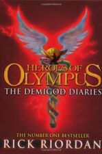 The Demigod Diaries (Heroes of Olympus),Rick Riordan