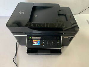 Dell V715W USB 2.0 Wireless Color Inkjet Printer 3-1 Printer Fax Copier Machine